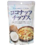 ココナッツチップス 効果