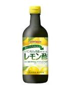 レモン酢 効果 効能